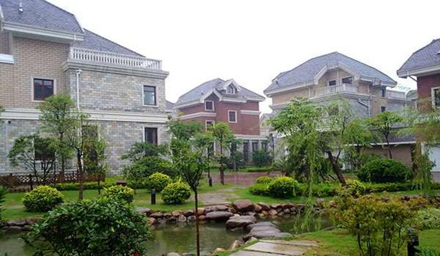 绍兴瓜渚景园别墅地源热泵客户评价:资源广、满足客户需要