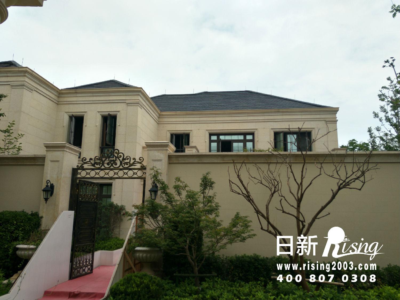 风冷热泵系统:翡翠城翠湖苑C项目
