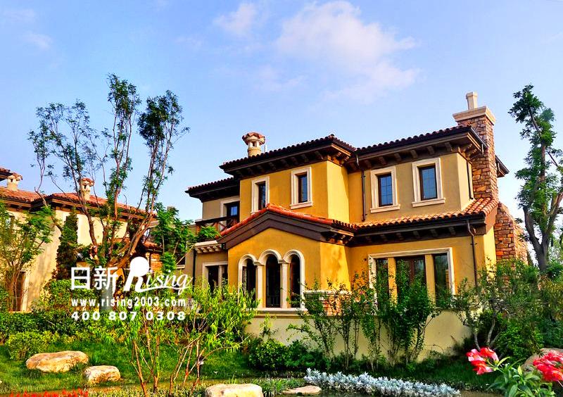 风冷热泵系统:新湖香格里拉太璞南苑15#项目