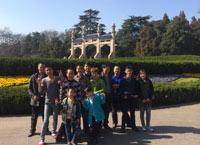 日新环境施工员南京二日游