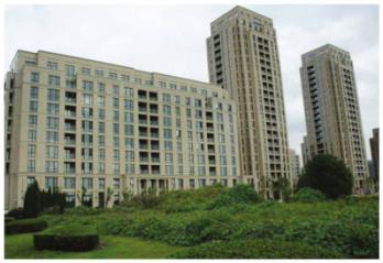 工程案例--浙能绿城玉兰广场项目