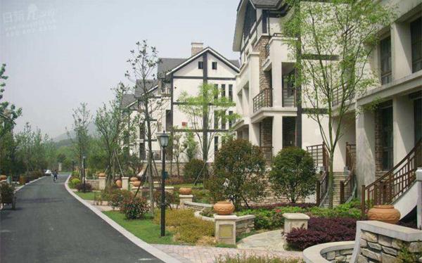 杭州别墅地源热泵系统--爱丽山庄别墅项目