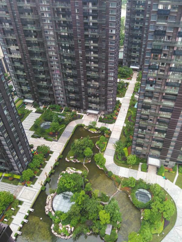 地源热泵系统——桐乡东湖金悦项目案例