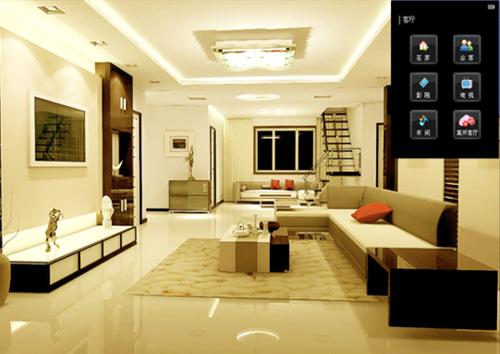 地源热泵空调系统集成-灯光窗帘系统