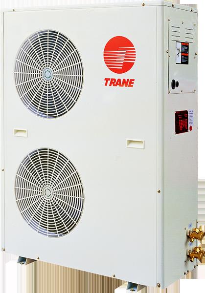 风冷热泵中央空调系统