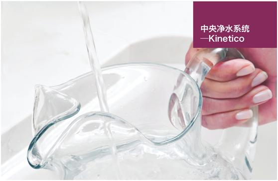 Kinetico中央净水系统